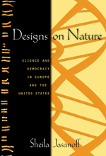 """Designs on Nature"" cover"