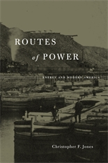 """Routes of Power"" cover"