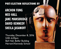What Should Democracies Know? event