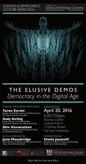 The Elusive Demos event poster