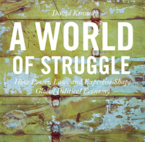 A World of Struggle event