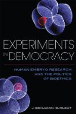 """Experiments in Democracy"""